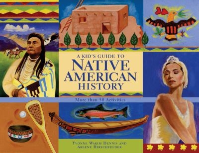 A Kid's Guide to Native American History Book Cover