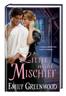 A Little Night Mischief cover