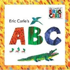 Eric Carle's ABC with a link to story time guidelines
