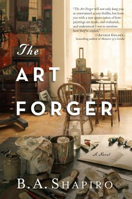 The Art Forger bookcover