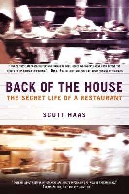 photo of cover of Back of the House