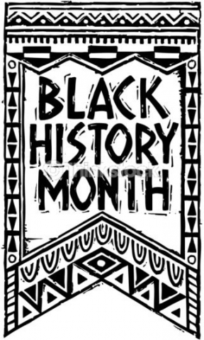 Black History Month Banner © Getty Images