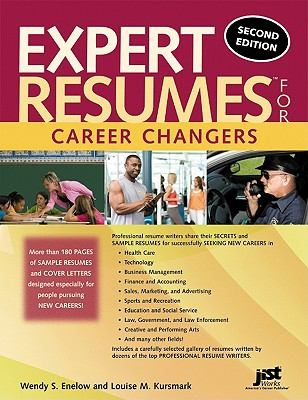 Expert Resumes for Career Changers cover