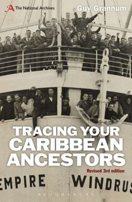 Book Cover Tracing Caribbean ancestry