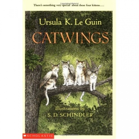Cover of Catwings