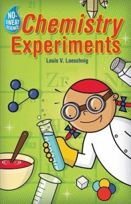 Chemistry Experiments Book Cover