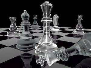 Chess tournament for adults.