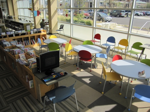 NW One Children's Area