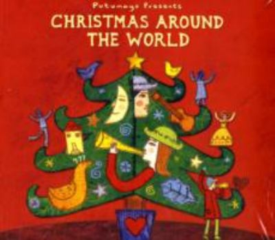 Christmas Around the World CD cover
