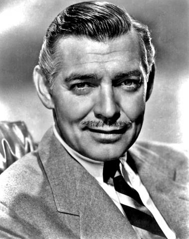 Clark Gable on IMDB