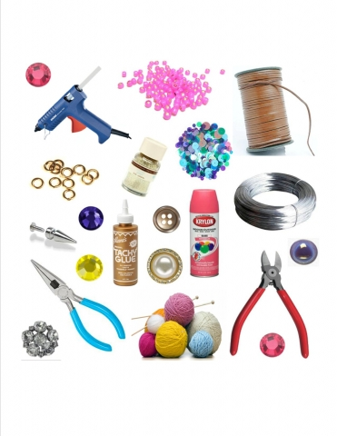 Make It & Take It: Crafts for Teens