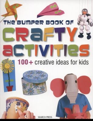 Crafty Activities Book Cover