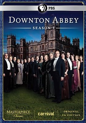 Downton Abbey Season 3 cover