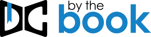 DC By the Book logo