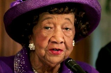 Join us for a panel discussion on the life and legacy Dorothy I. Height