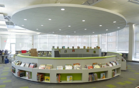 Deanwood Childrens Area Library