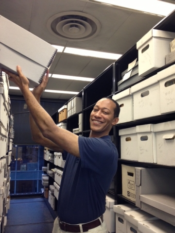 Derek Gray Archivist photo