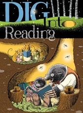 Image for Dig Into Reading Theme