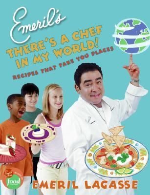 Emeril Lagassi Cookbook