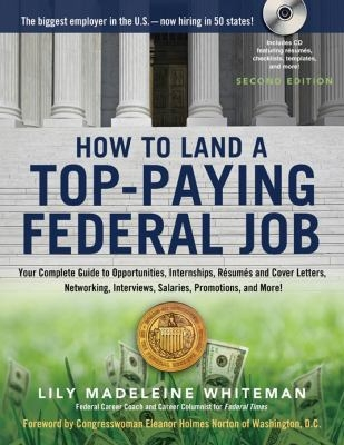 Land a Federal Job cover