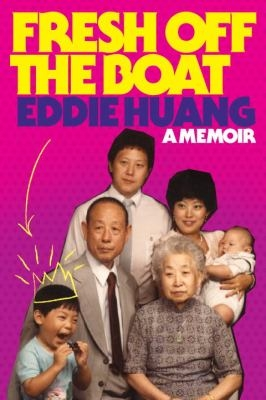 Book cover for Fresh Off the Boat by Eddie Huang