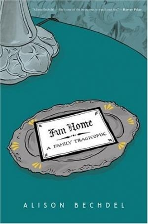 """Image of the cover of """"Fun Home"""""""