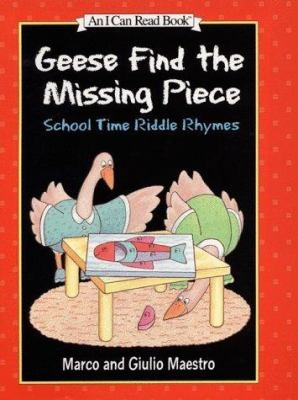Geese Find the Missing Piece