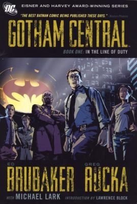 Cover image of Gotham Central