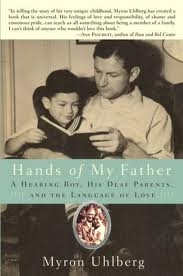 Hands of My Father book cover