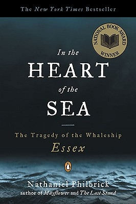"""Cover of """"In the Heart of the Sea"""""""