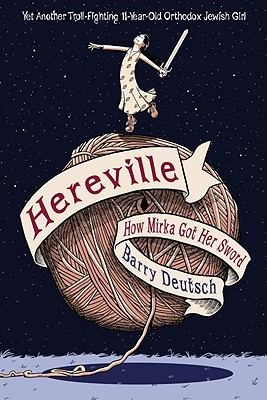 Book cover of Hereville