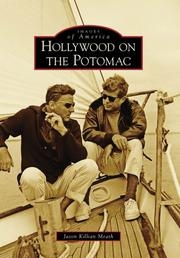 Photo of book cover: Hollywood on the Potomac