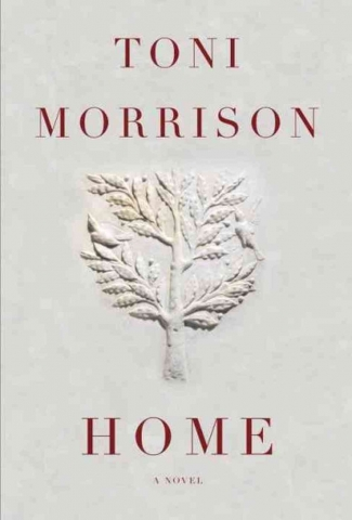 Image of book cover for Home by Toni Morrison