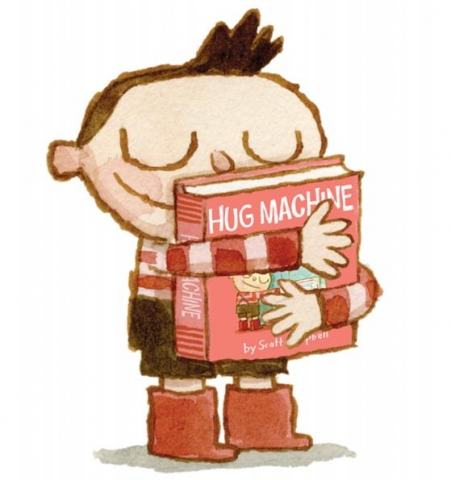 Hug a Book Week Celebration | District of Columbia Public Library
