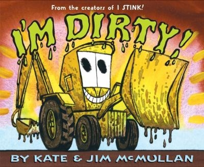 I'm Dirty Book Cover