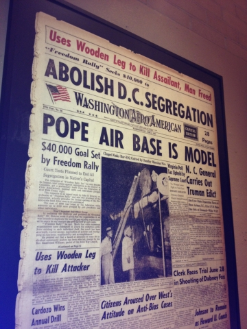 Cover image of Washington Afro-American