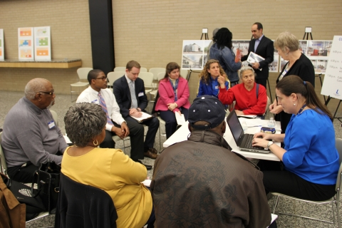 Image from Round Table Discussion