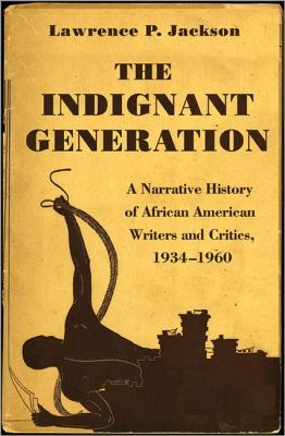 Indignant Generation Book Cover