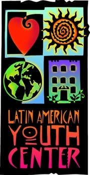 Latin American Youth Center logo.