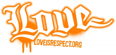 Love is Respect campaign logo