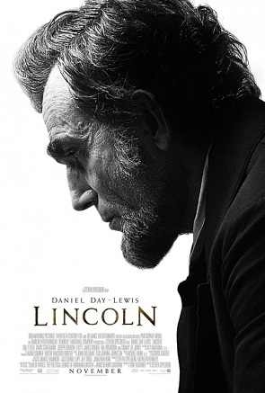 Lincoln movie poster