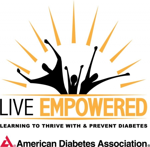 Live Empowered logo from the American Diabetes Association