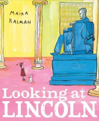 Looking at Lincoln book cover