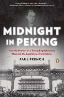 Midnight in Peking book cover
