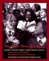 No More Strangers Now interviews by Tim McKee