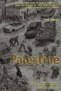Image of the cover of Palestine