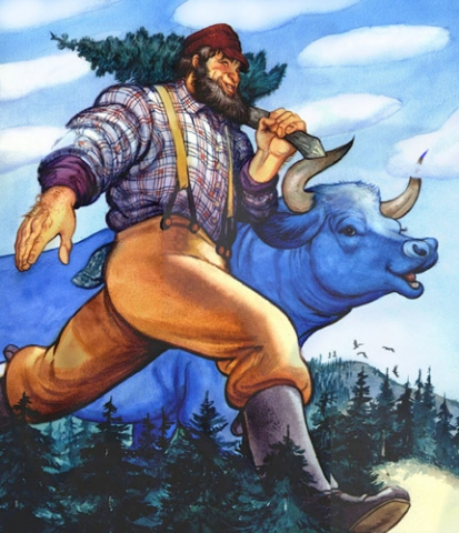 Paul Bunyan Day is June 28th