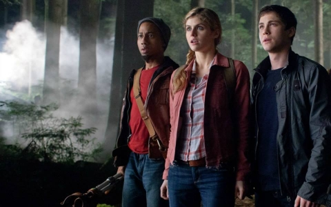 Image from a Percy Jackson movie