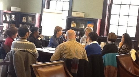 English Conversation Classes at the Georgetown Neighborhood Library