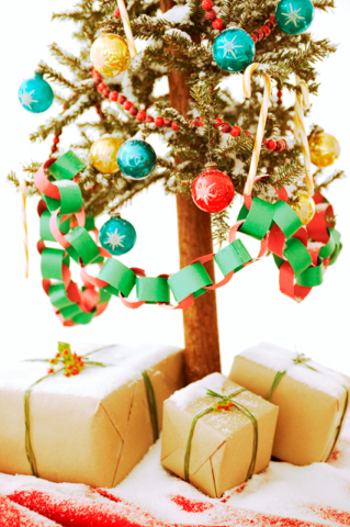 Image of holiday tree